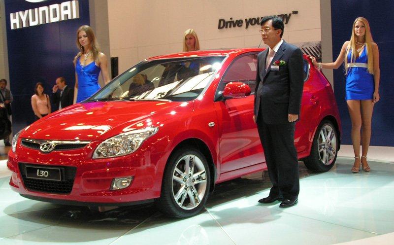 Компания Hyundai Motor