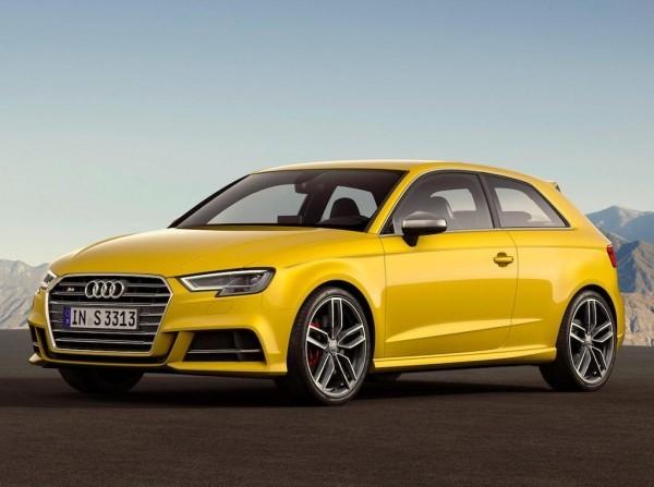 Audi S3 2016–2017