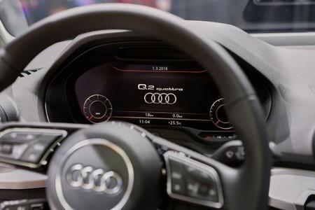 Audi Q2 салон