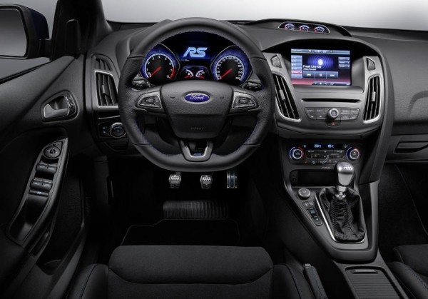 Ford Focus RS фото салона