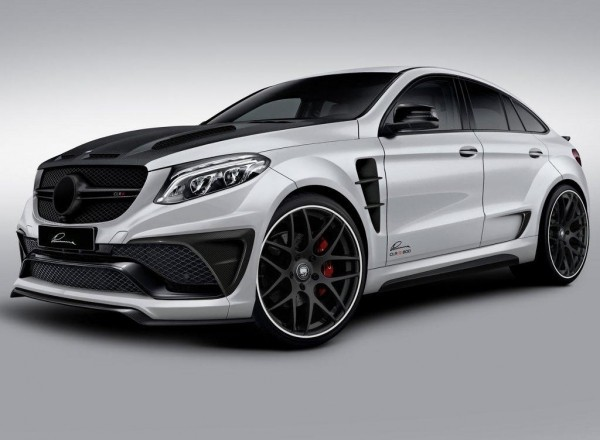 Тюнинг Mercedes GLE Coupe