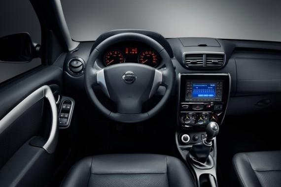 Nissan Terrano фото салона