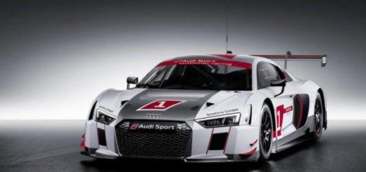 Audi R8 GT3