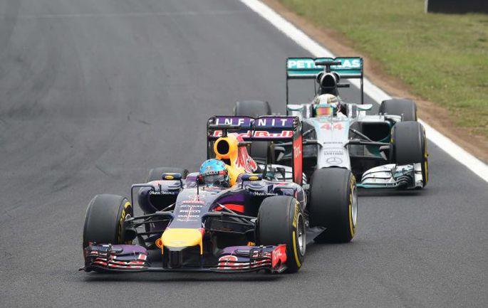 Команда Red Bull Skoda