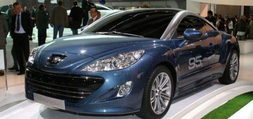 PeugeotRCZ HYbrid4