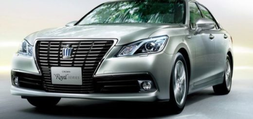 Toyota Crown 2016