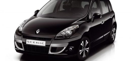 краш-тест минивэна Renault Scenic