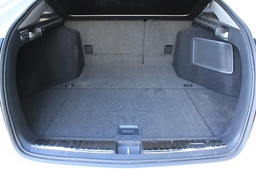 Honda Crosstour багажник