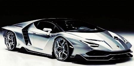 Суперкар Lamborghini Centenario LP 770-4