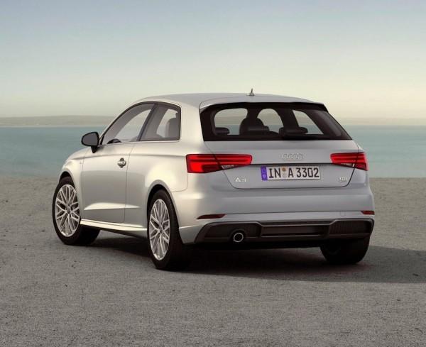 Audi A3 2016–2017