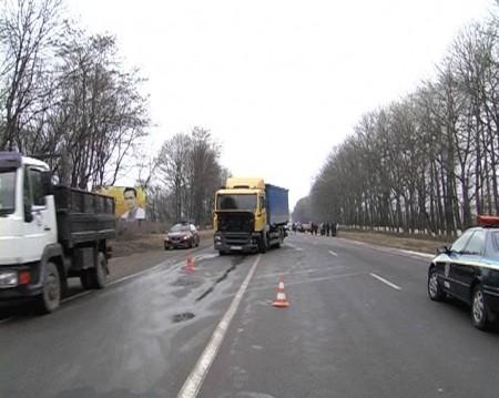 ДТП в Тернопольской области