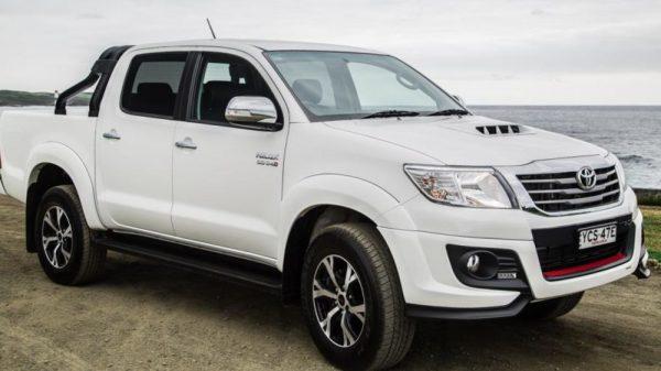 краш-тест Toyota Hilux 2016