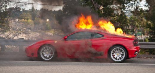 спорткар Ferrari 360 Modena