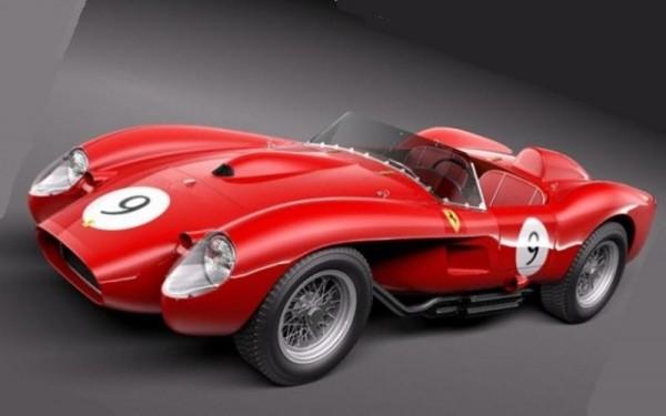 Ferrari 250 Testa Rossa 1957 года