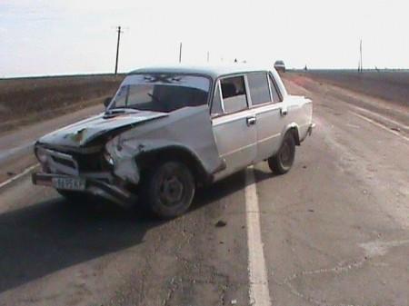 ДТП на трассе Красноперекопск-Симферополь