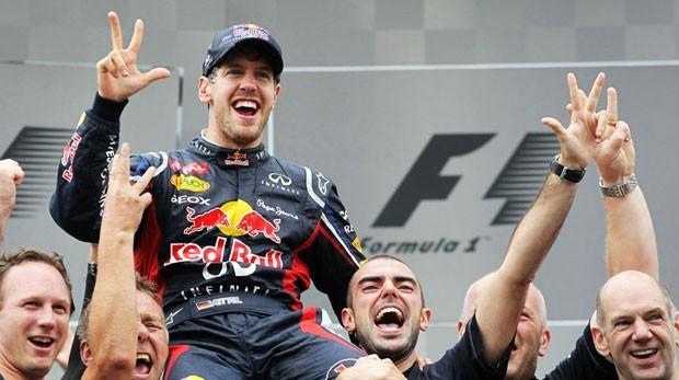 Себастиан Феттель – Чемпион мира в гонках Формула-1