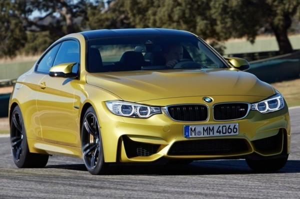 купе BMW M4