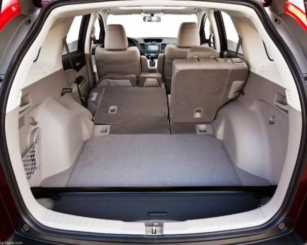 Honda CR-V Багажник