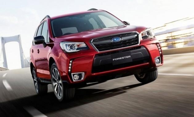 Subaru Forester Smart Edition