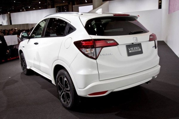 Honda CR-U (Vezel)