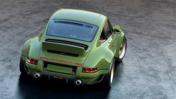 Porsche 911 от мастеров Singer и Williams