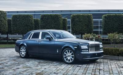 Rolls-Royce Ghost Spirit of Calligraphy