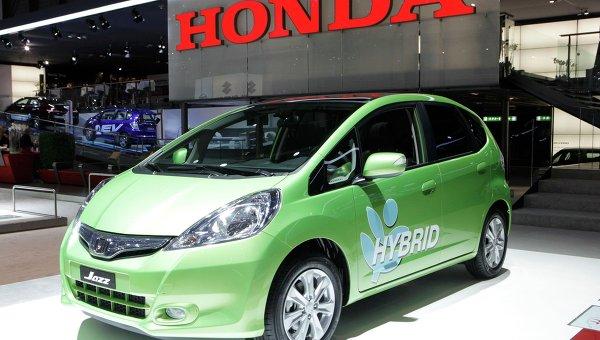 Honda отзывает миллион автомобилей