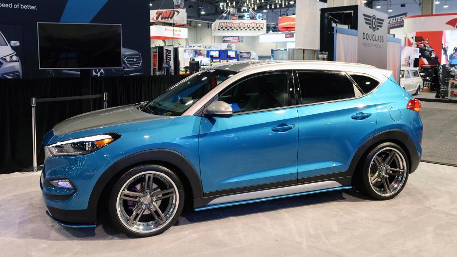 Hyundai Vaccar Tucson Sport