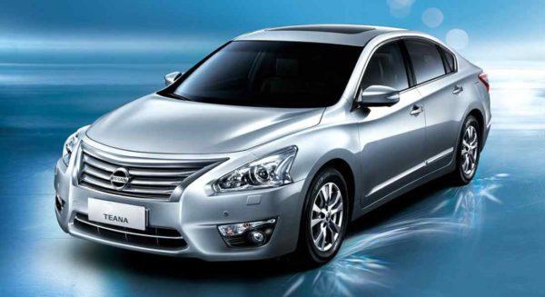 Nissan Teana SV