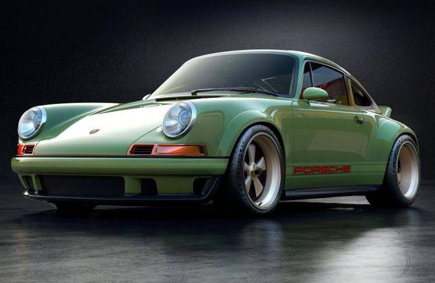 Porsche 911 от Singer и Williams