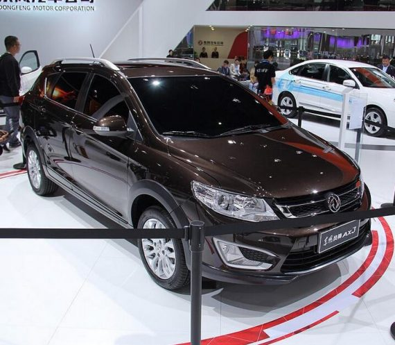Dongfeng DFM AX3