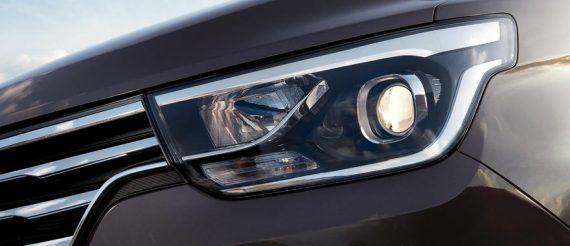 Hyundai H-1 (Grand Starex) новые фары