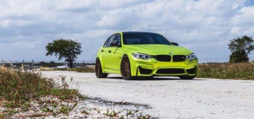 BMW M3 в необычном дизайне