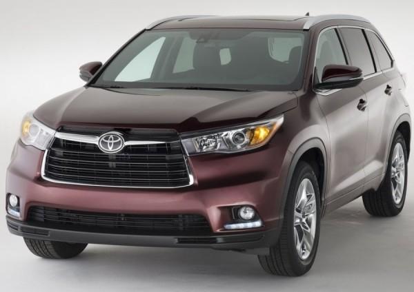 Toyota Highlander 2014 — 2015