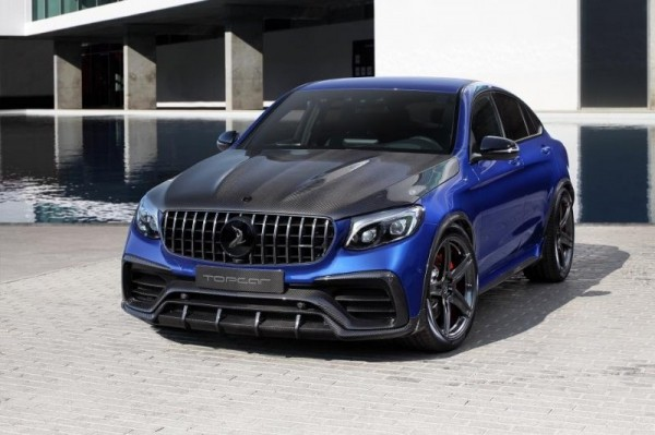 Mercedes-AMG GLC 63 Coupe