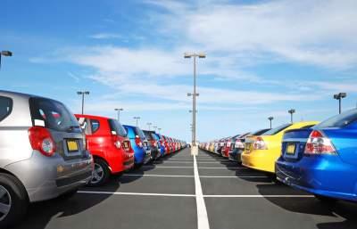 продажи новых автомобилей в ЕС