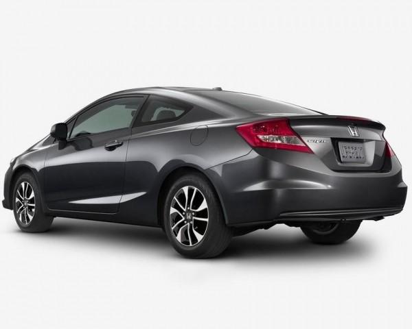новый Civic в кузове купе
