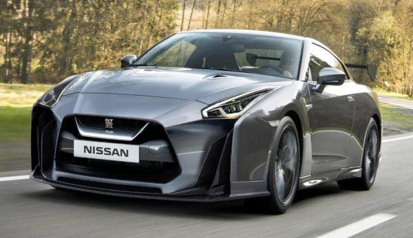 Nissan спортивные модели