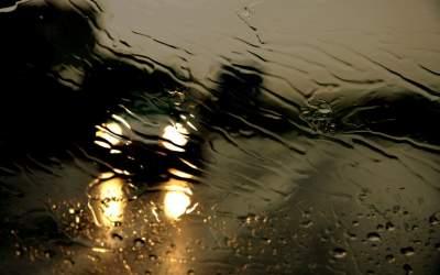избежать аварии в плохую погоду