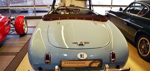 коллекция редких авто