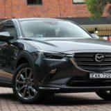 Популярный кроссовер Mazda