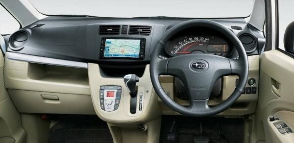 Subaru Stella фото салона