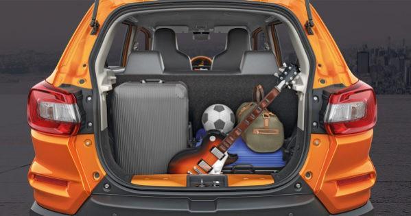 Suzuki S-Presso 2020 багажник
