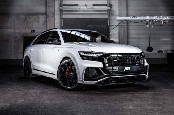 Audi Q8 50 TDI