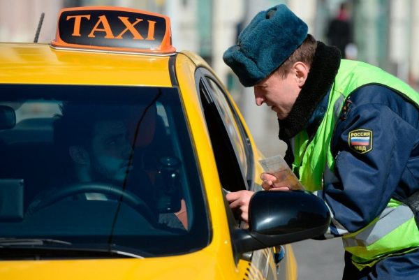 проверка такси после наезда на пешеходов