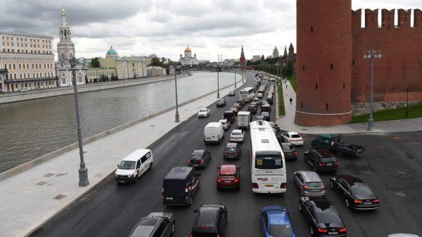 Улицы в районе Кремля